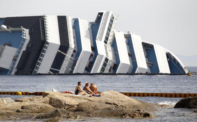 Strah, da bo Italija nasedla na finančnih čereh, se krepi. FOTO: Reuters