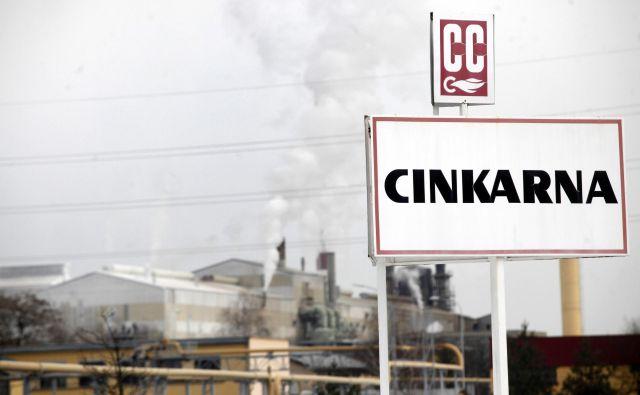 Glavni posel je titanov dioksid Foto Mavric Pivk