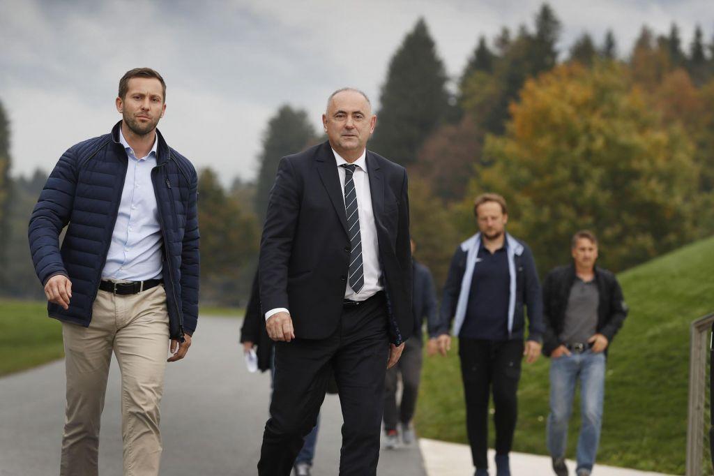 Mijatović začel priprave dobro stoječe NZS na stoletnico delovanja