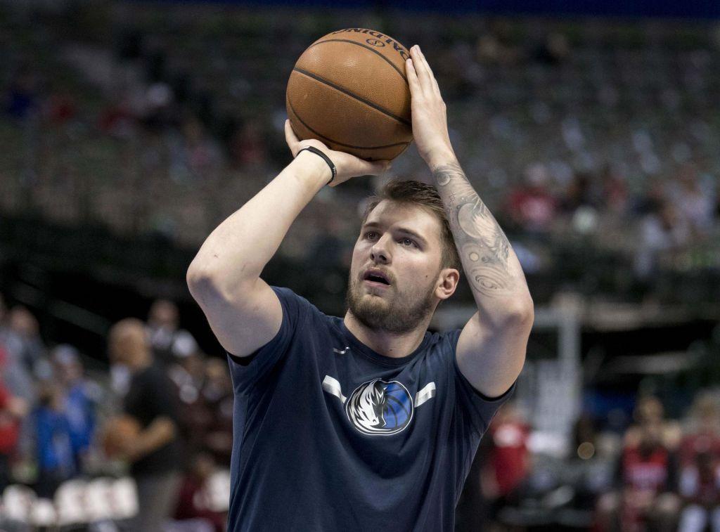 Tudi Dončić poskrbel za višjo gledanost lige NBA