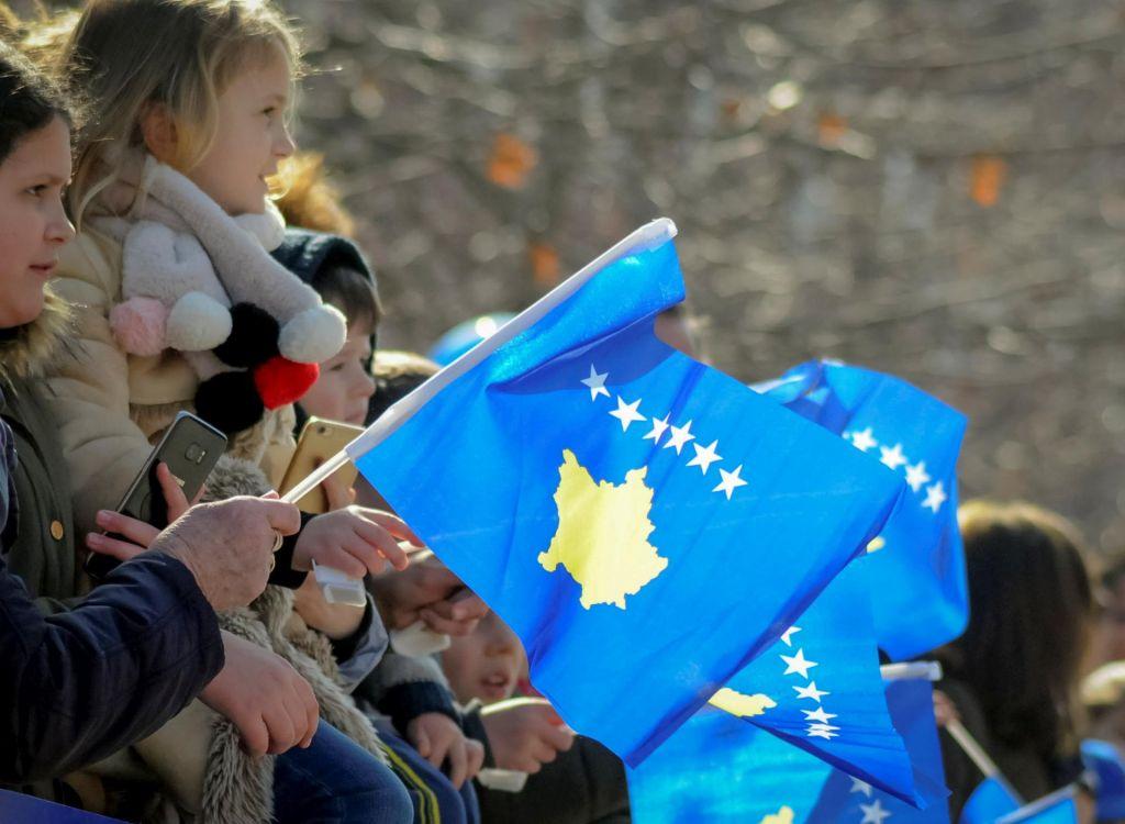 FOTO:S Kosova množično v Evropo