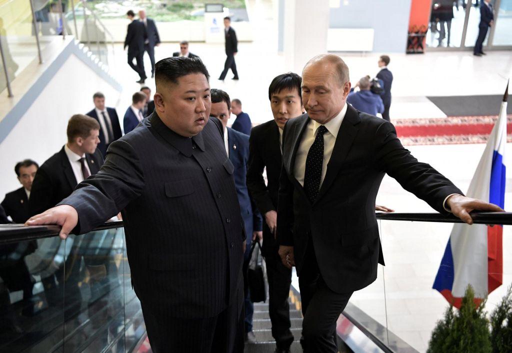 Kimovo čakanje na še en Trumpov objem