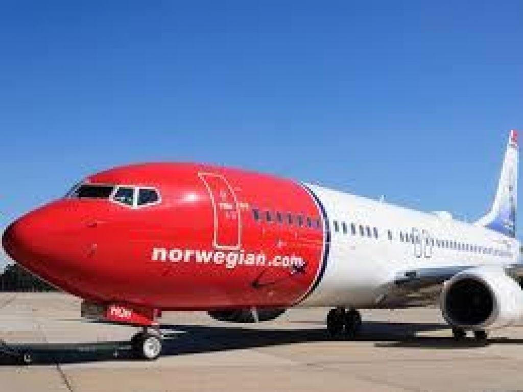 Norwegian Air leti z izgubo