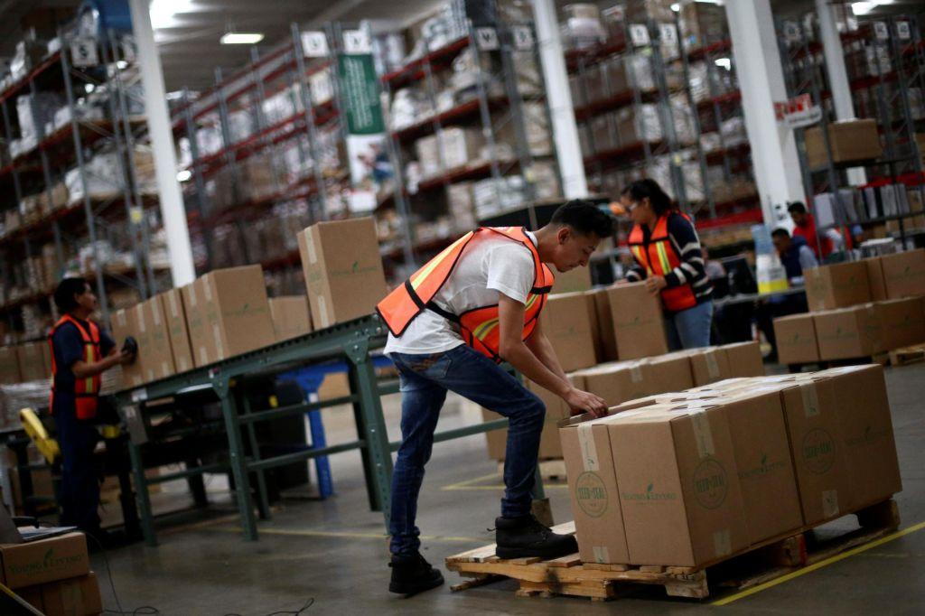 Rast e-trgovine pomeni tudi rast logistike
