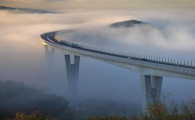 Črnokalski viadukt<br /> Foto Arhiv Ponting