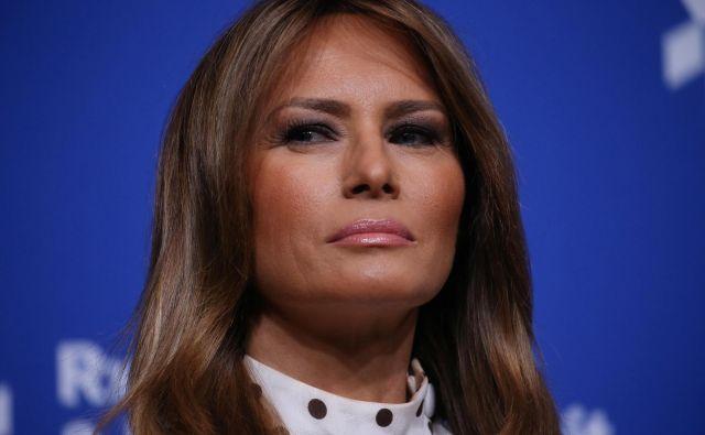 Melania Trump Foto Reuters