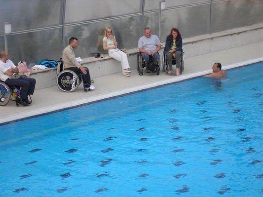 1. mednarodno tekmovanje v statični apneji za invalide