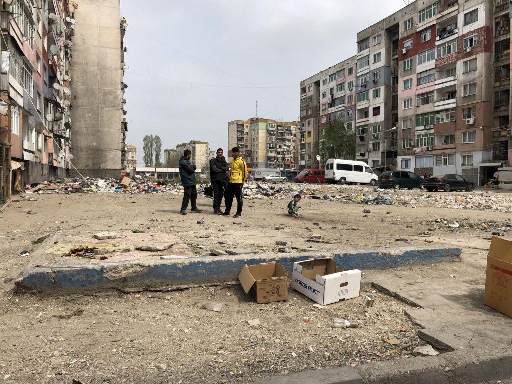 FOTO:Stolipinovo – največje romsko naselje v Evropi