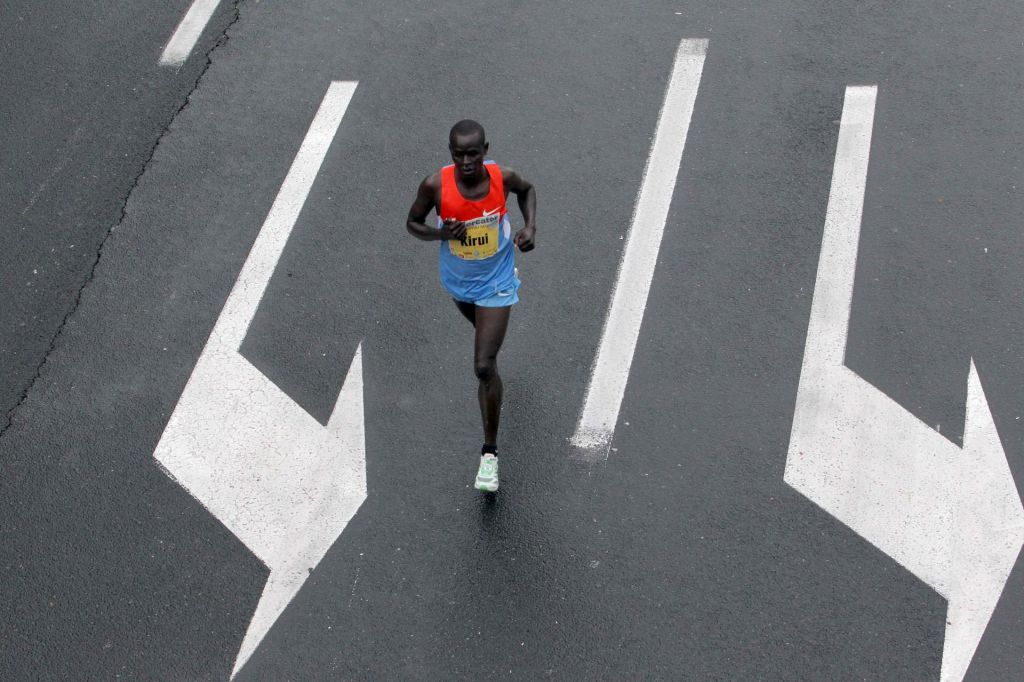 Organizatorji polmaratona proti udeležbi afriških tekačev