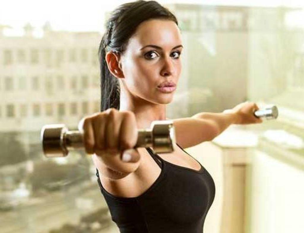 FOTO:Veste, kako pomemben je trening moči?