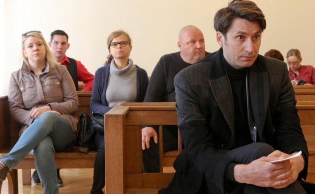 Zlatko Zagorc je bil na prvem sojenju obsojen na šest let in sedem mesecev zapora. FOTO: Marko Feist