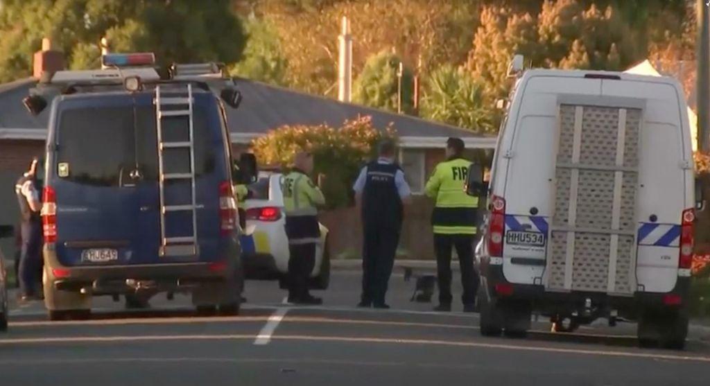 V Christchurchu zaradi sumljive eksplozivne naprave aretirali moškega