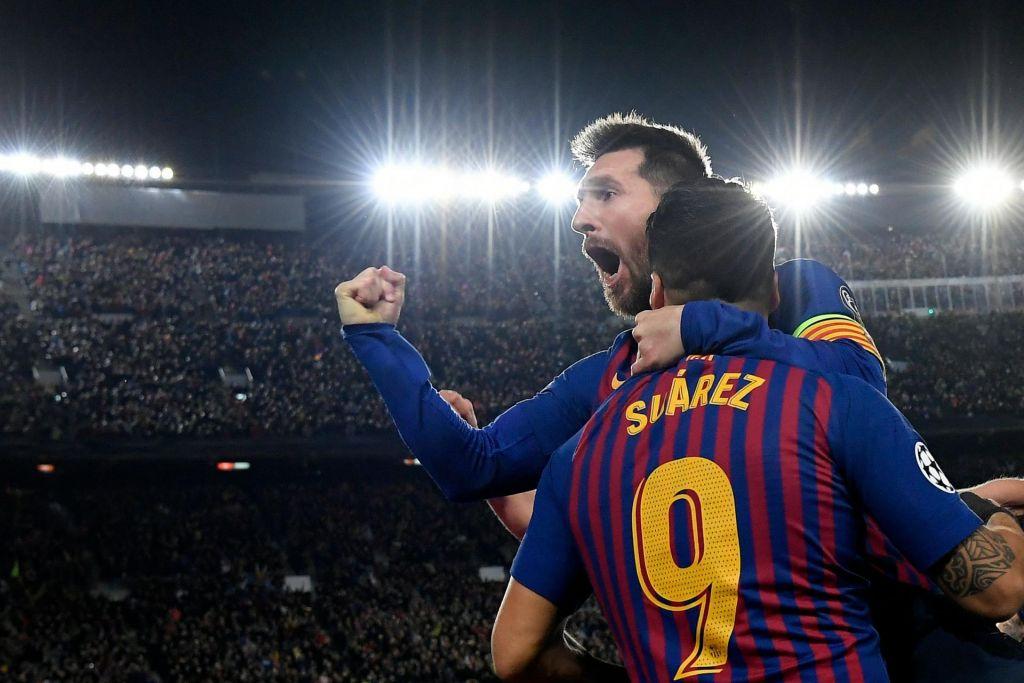 FOTO:»Messi je kapetan, ki te ne pusti na cedilu. Odločil je tudi večer z Liverpoolom.«