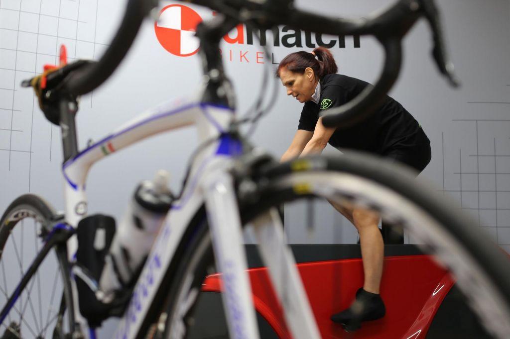 FOTO:Kolo mora postati del kolesarja – in ne narobe