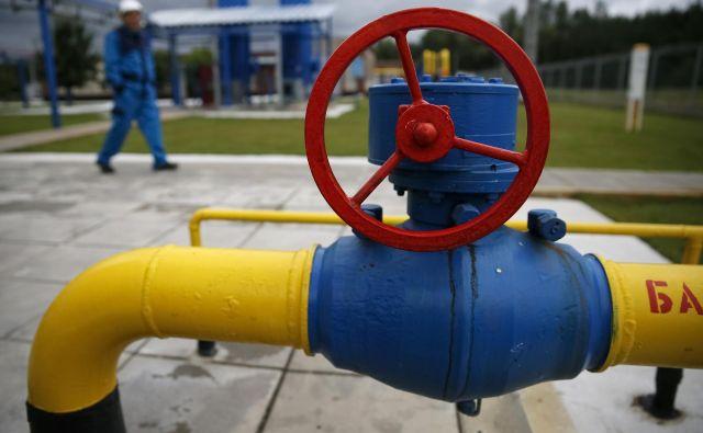 Ponudba na plinskem trgu presega povpraševanje. FOTO: Reuters