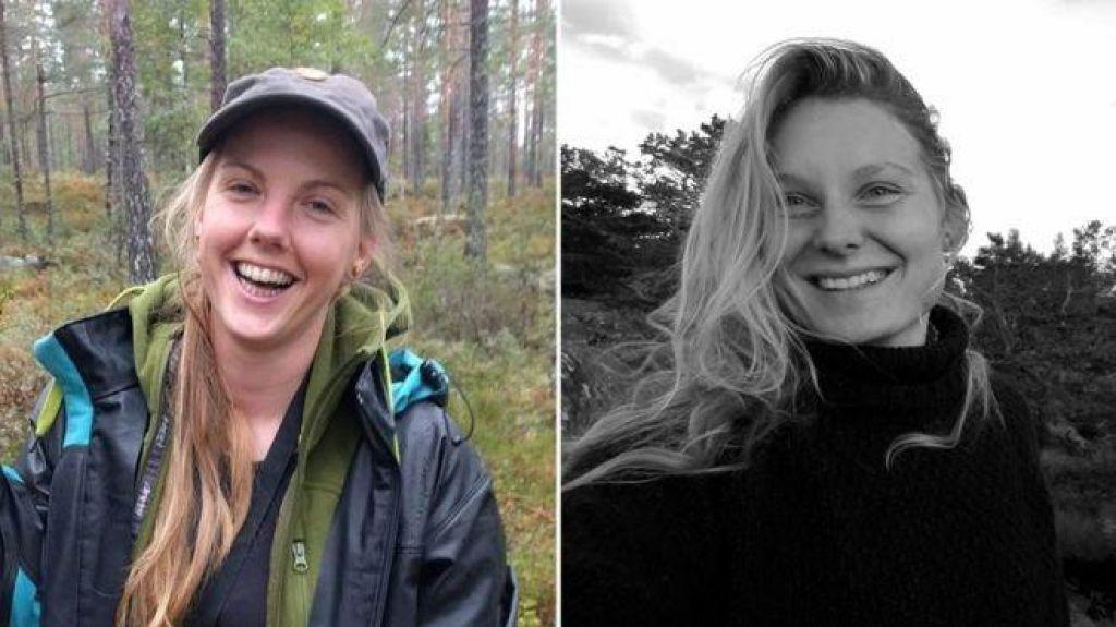 FOTO:Začetek sojenja morilcem Skandinavk, ki so ju obglavljeni našli v šotoru