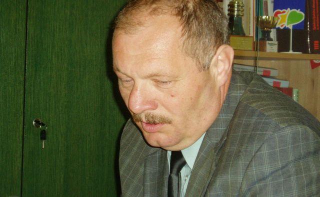 Milan Žnidaršič je direktor Komunale Trbovlje že več kot dvajset let. Foto arhiv Delo