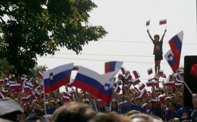 Z vidika Primorcev je izraz priključitev res povsem primeren za tisto, za kar so se tako srčno in vztrajno zavzemali. FOTO Blaž� Samec