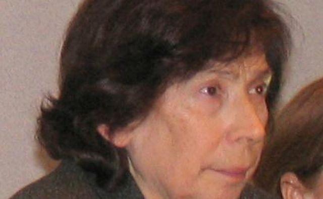 Od leta 1953 je poučevala na slovenskih šolah v Gorici ter od leta 1978 do upokojitve predavala slovensko književnost na Fakulteti za tuje jezike in književnosti v Vidmu. FOTO: Wikipedia