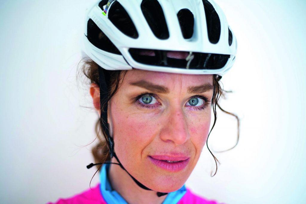 Roza test: Ličenje je za kolesarke