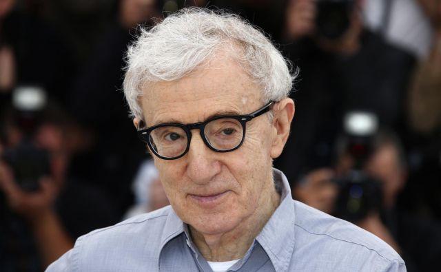 Woody Allen je večkrat zanikal, da je v devetdesetih letih zlorabil deklico. FOTO: Eric Gaillard/Reuters