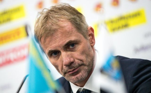 Ivo Jan želi nadaljevati delo na klopi slovenske reprezentance. FOTO Matic Klanšek Velej / Sportida