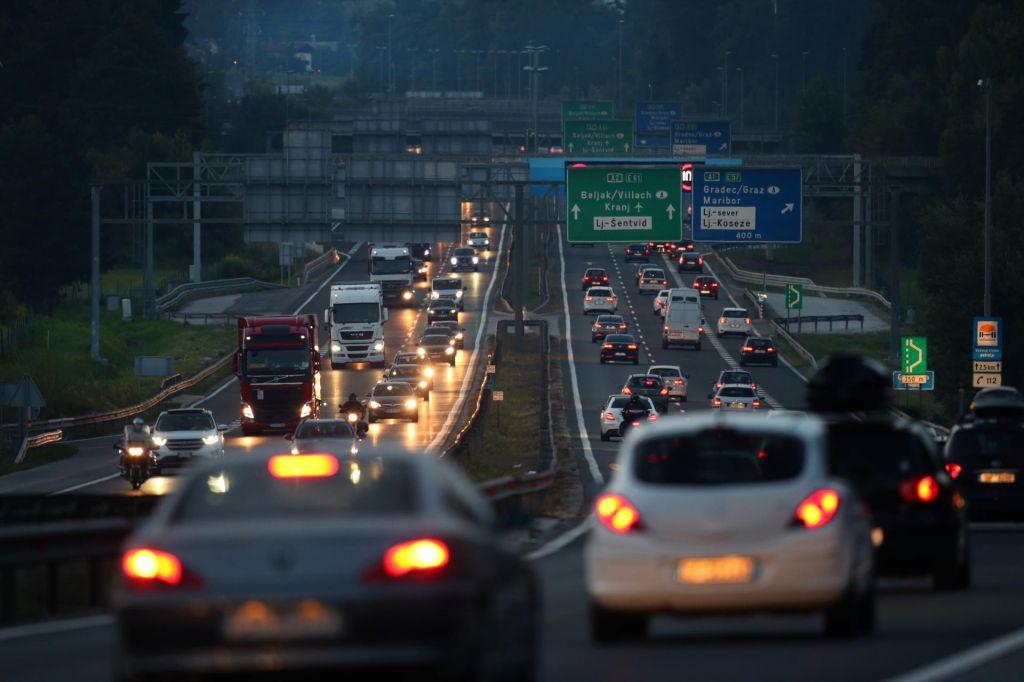 Projekcije: veliko povečanje prometa