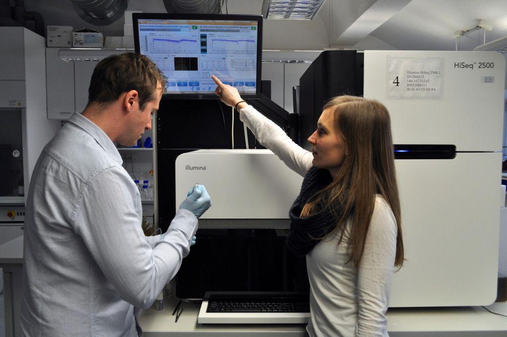 Slovenska ekipa s prebojno študijo o zgodnjem razvoju celic