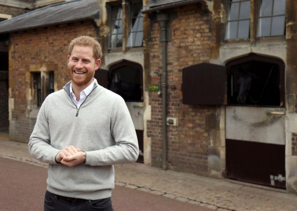 FOTO:Princ Harry: Sem neverjetno ponosen na svojo ženo (VIDEO)