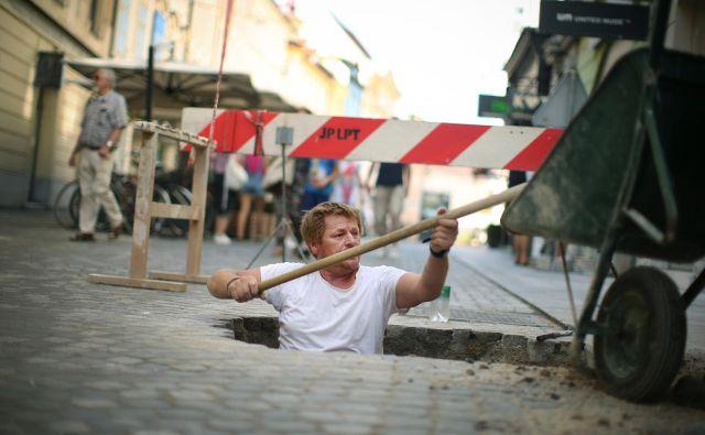 Spremembe delovnih mest izzivajo trg dela Foto: Jure Eržen/Delo