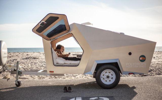 Ste tudi vi ljubitelji počitnikovanja v prikolici ali avtodomu? FOTO: arhiv Polydrop
