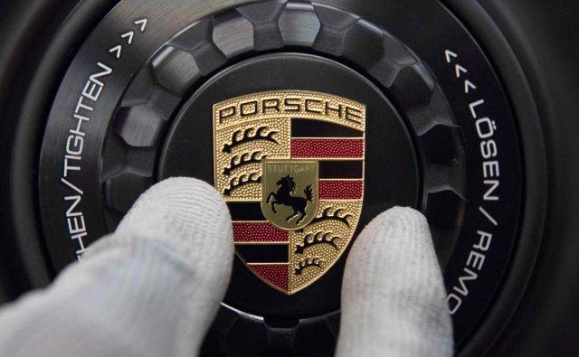 Porsche mora plačati kazen 535 miljonov evrov.<br /> FOTO: AFP