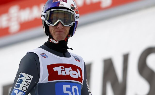 Gregorju Schlierenzauerju v minulih sezonah ni šlo prav na smeh. FOTO: Reuters