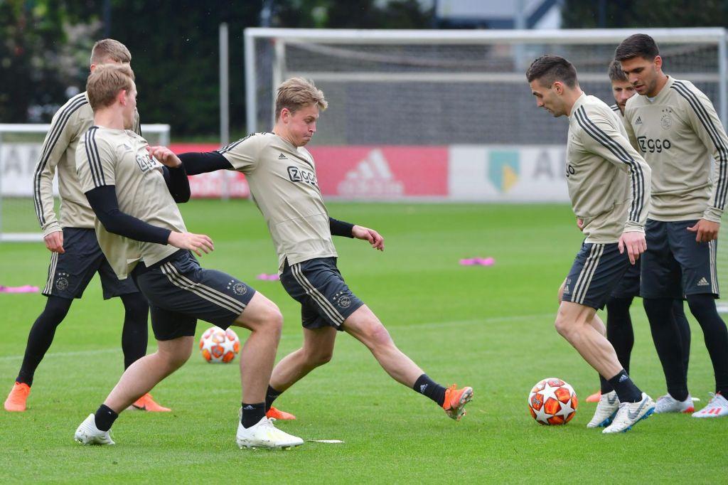 FOTO:Lahko Ajax in Tottenham presežeta spektakel iz Liverpoola?