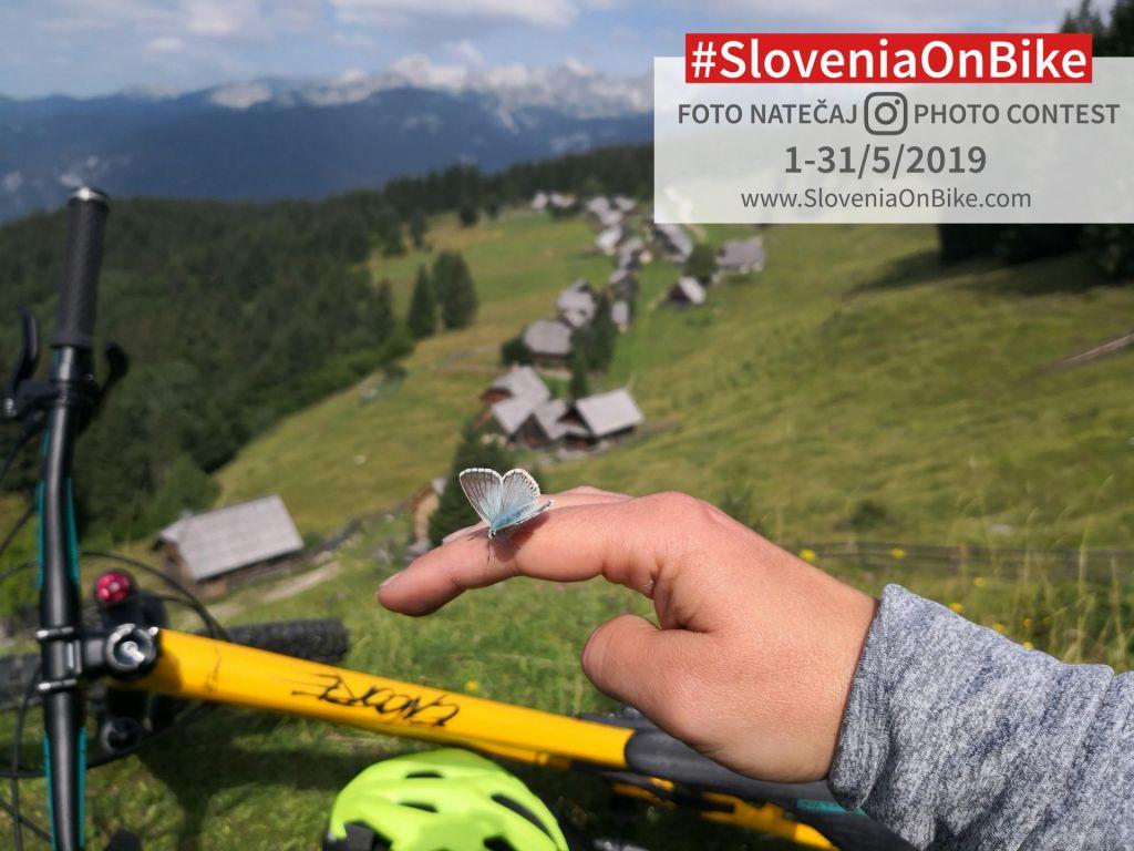 Iščemo motivacijske trenutke za odkrivanje Slovenije na kolesu!