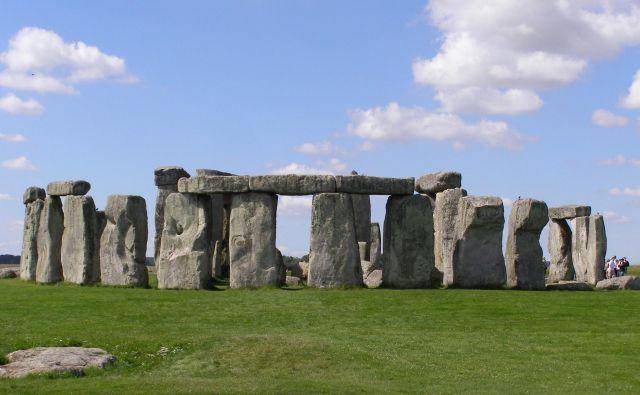 Nihče ni vedel, kje je pogrešani kos kamna. FOTO: Wikipedija