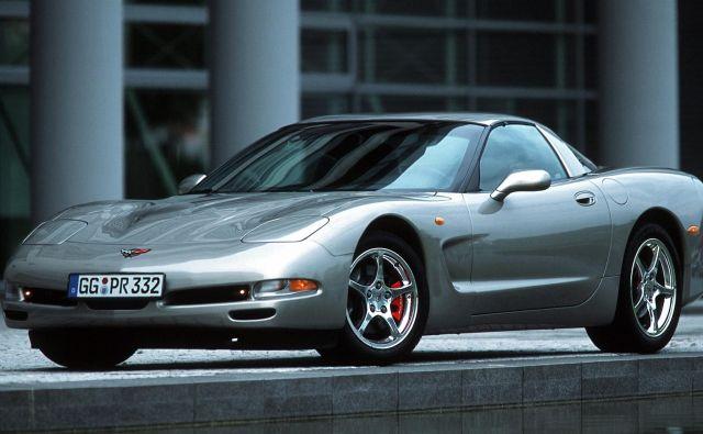 Corvette pete generacije deluje manj provokativno in markantno kot predhodnice. FOTO: Chevrolet
