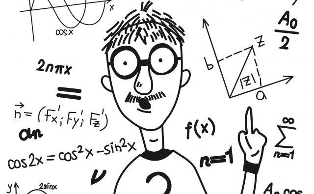 Nicolas Bourbaki je bil psevdonim za skupino mladih francoskih matematikov. FOTO: Shutterstock