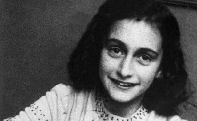 Ana Frank je zapise za tako imenovano različico B dnevnika izbrala sama, objaviti ga je hotela po koncu druge svetovne vojne. FOTO: Wikipedija