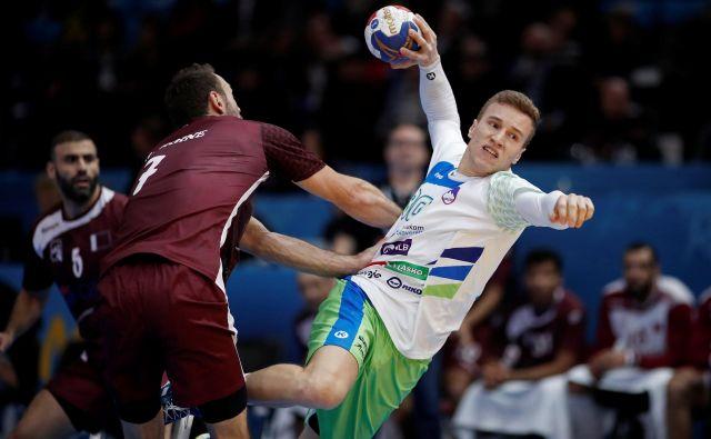 Jan Grebenc je za Slovenijo igral na SP 2017. FOTO: Reuters
