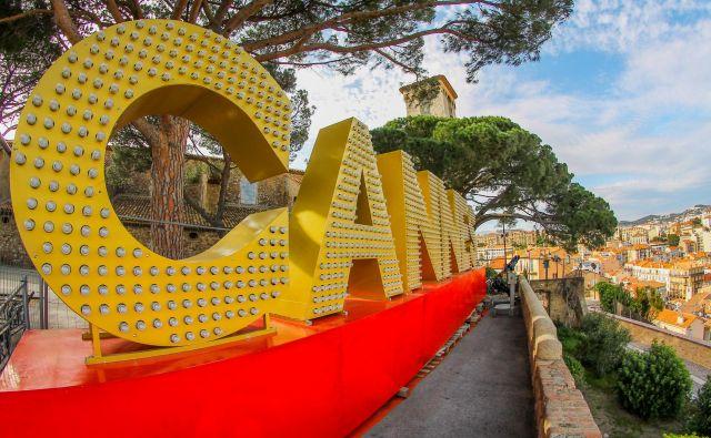 Cannes ima mnogo obrazov. Foto Shutterstock