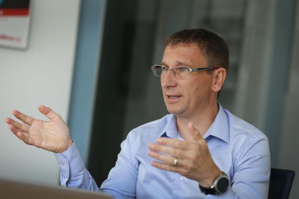 Nova izvršna direktorja DUTB sta Andraž Grum in Bojan Gantar