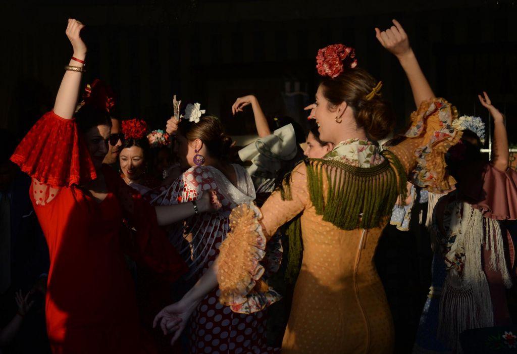 FOTO:V znamenju flamenka