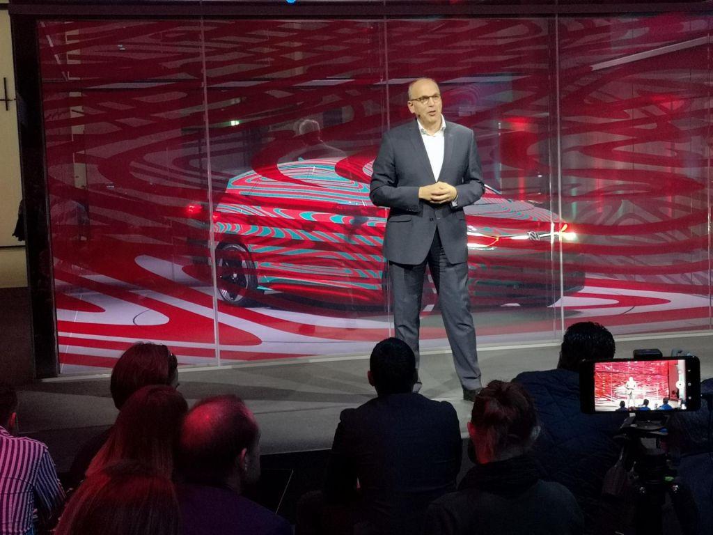 VW je stopil v električno ero