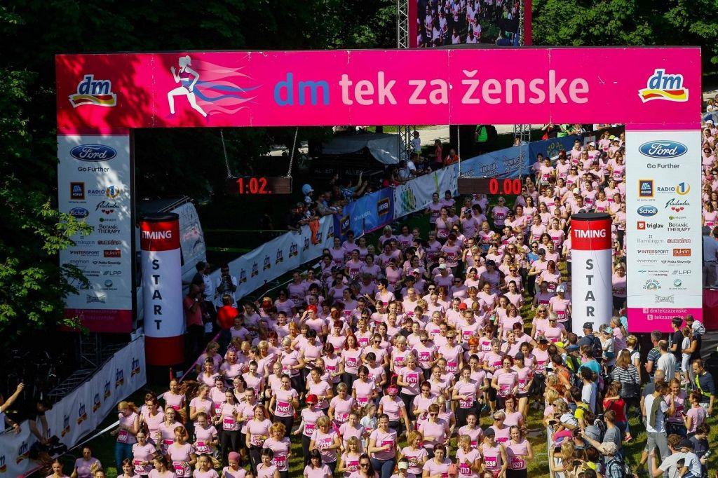 FOTO:Prihaja največji tekaški dogodek, namenjen ženskam!