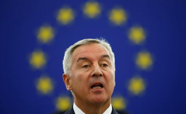 Pučiste obtožnica med drugim bremeni, da so načrtovali aretacijo in likvidacijotakratnega premierja Mila Đukanovića FOTO: Vincent Kessler/Reuters