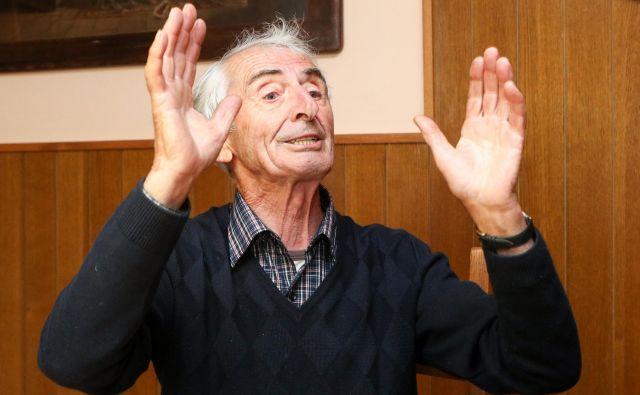 79-letnega Miroslava Moravca so včeraj v Beli krajini ugrabili štirje migranti. FOTO: Marko Feist