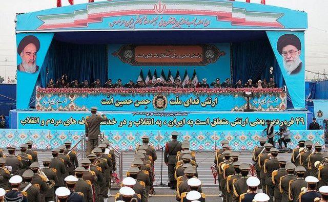 Iran je tudi uradno prenehal spoštovati del obvez iz mednarodnega jedrskega sporazuma. Foto: Reuters