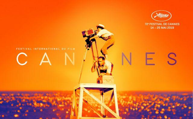Agnes Varda, plakat za 72. canski filmski festival FOTO: Arhiv Cannes Film Festivala