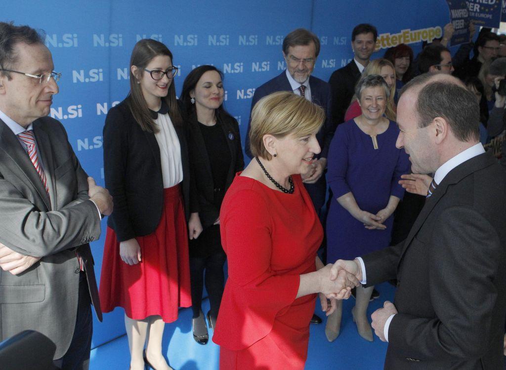 NSi: Evropskega komisarja naj predlagajo novoizvoljeni slovenski evroposlanci